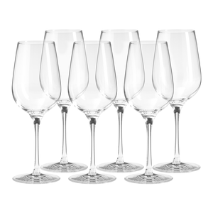 Set/6 Weissweinglas 36cl BASIC